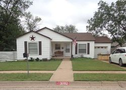 40th St - Snyder, TX Foreclosure Listings - #28839580