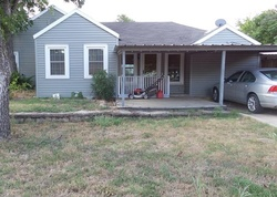 N 6th St - Ballinger, TX Foreclosure Listings - #29303636