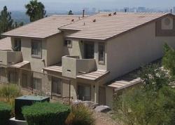 Los Feliz St Unit 138 - Las Vegas, NV Foreclosure Listings - #29336341