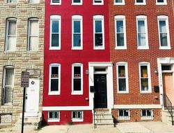 N Mount St - Baltimore, MD Foreclosure Listings - #29497169