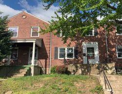 Yolando Rd - Baltimore, MD Foreclosure Listings - #29804940