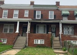 Wilsby Ave - Baltimore, MD Foreclosure Listings - #29818118