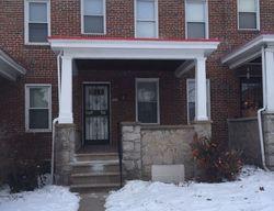 N Rosedale St - Baltimore, MD Foreclosure Listings - #29844451