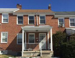 Gittings Ave - Baltimore, MD Foreclosure Listings - #29845667